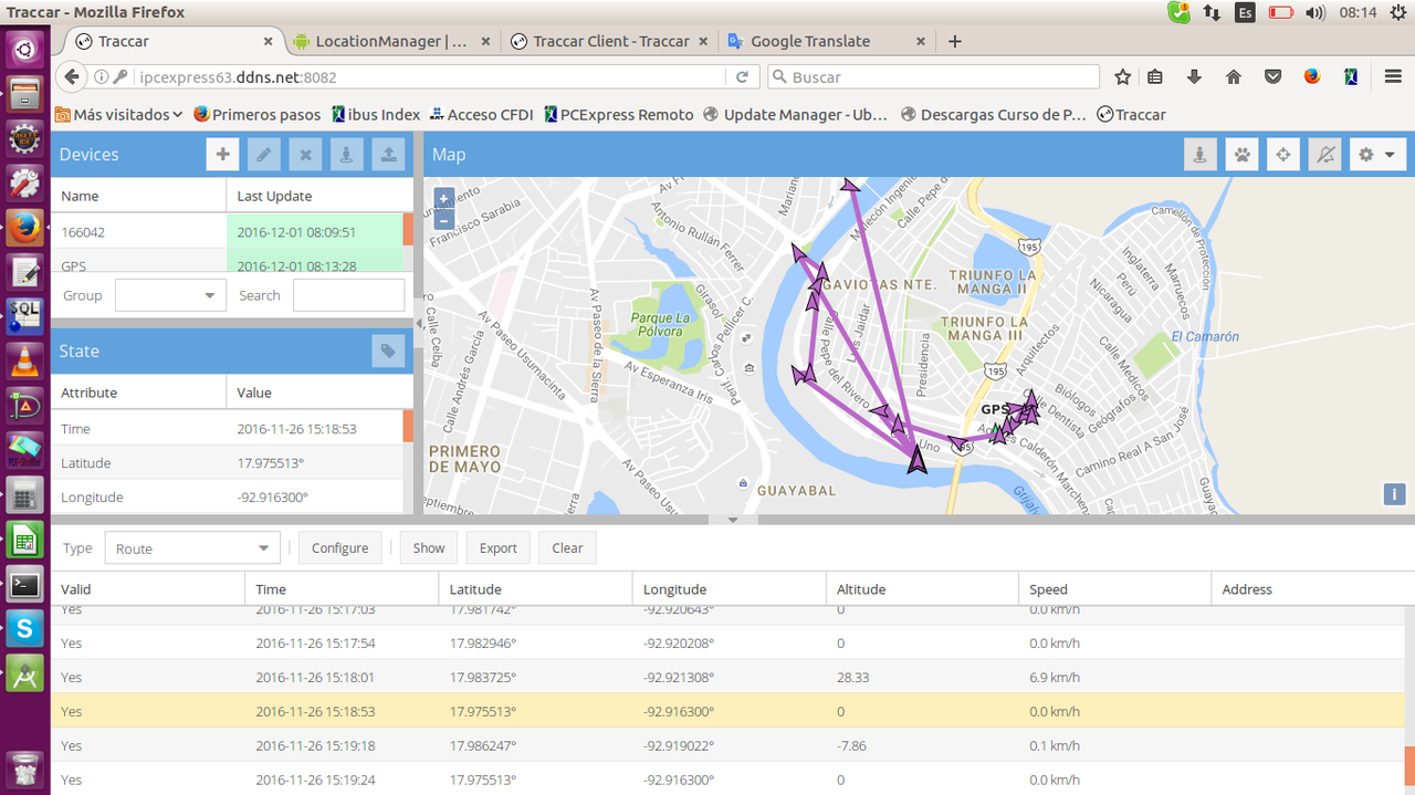 List of gps tracking software, GPS Tracking software, white