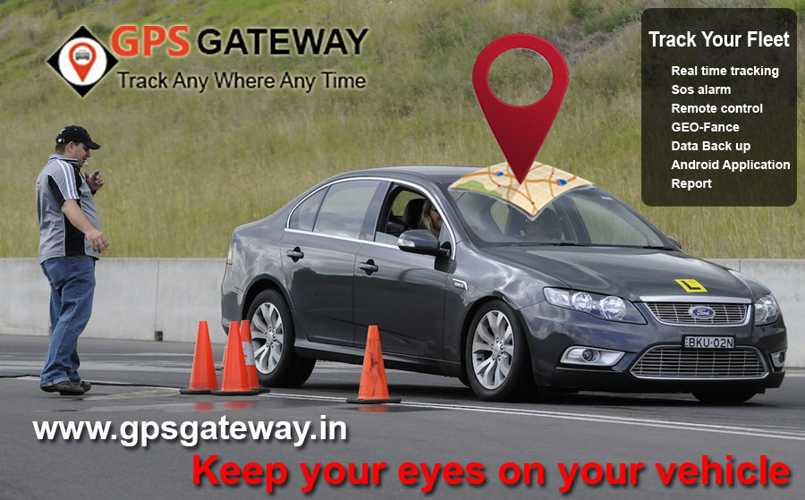 GPS device for car, GPS tracker for car,  car tracking system, car tracking device in India, car tracking device online, car tracking device price
